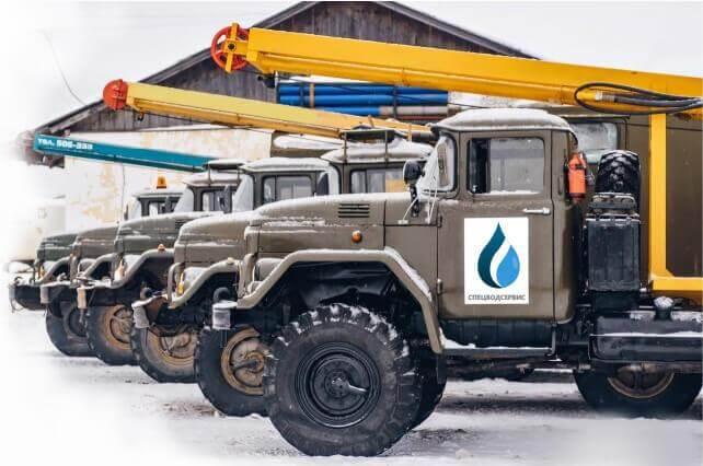sliders burenie 11 Водопровод для ЛОС